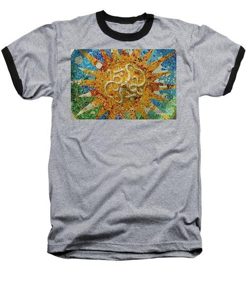 Gaudi Art Baseball T-Shirt