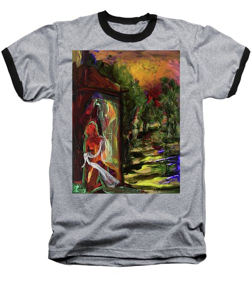 Gauguin's Polynesia  Baseball T-Shirt
