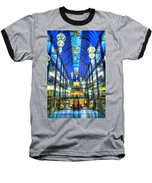 Gaviidae Common Architecture Baseball T-Shirt