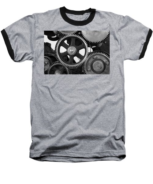 Gear Drive Baseball T-Shirt