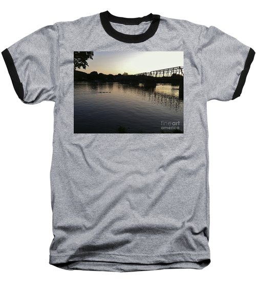 Geese Going Places Baseball T-Shirt