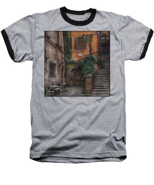 Gelateria Del Teatro Baseball T-Shirt