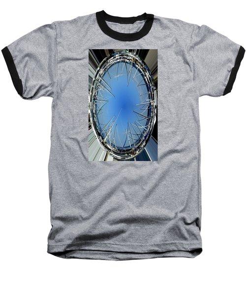 Gem Of The Ocean Baseball T-Shirt by Jodie Marie Anne Richardson Traugott          aka jm-ART