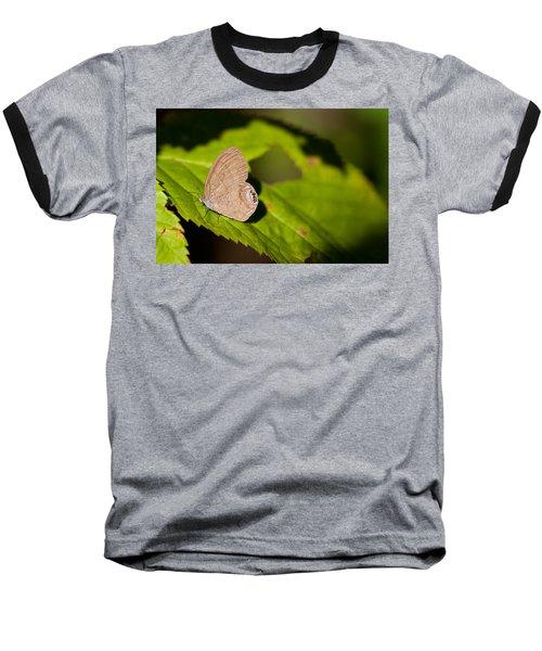 Gemmed Satyr Baseball T-Shirt by Melinda Fawver