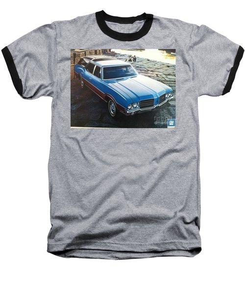 General Motors Posters Baseball T-Shirt