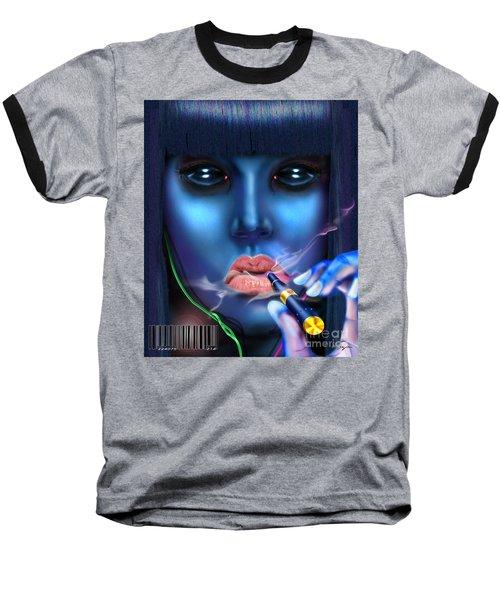 Generation Blu - Fully Loaded And Smoking Baseball T-Shirt