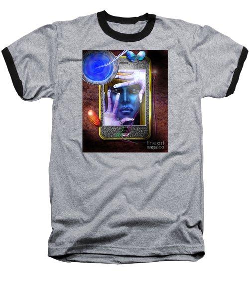 Generation Blu - The Blu Pill Makes Kool Aid Baseball T-Shirt