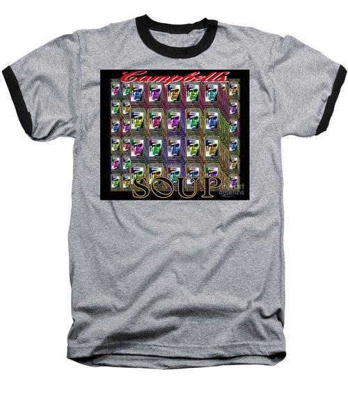 Generation Blu - The New Campbell Soup Baseball T-Shirt