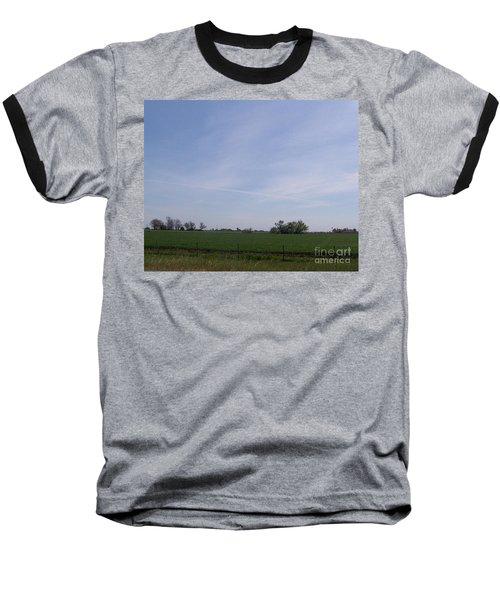 Baseball T-Shirt featuring the photograph Generations by Bobbee Rickard