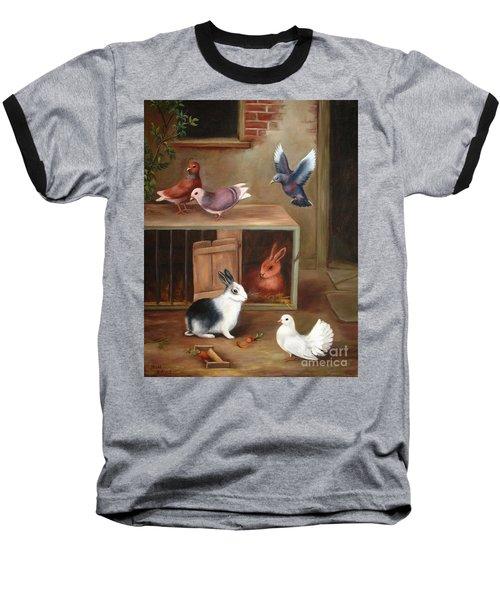 Gentle Creatures Baseball T-Shirt