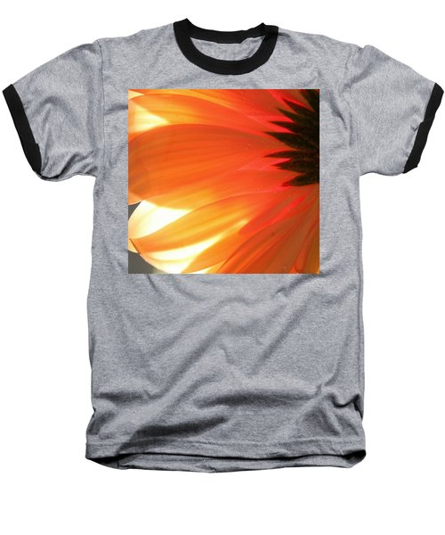Gentle Flame Baseball T-Shirt