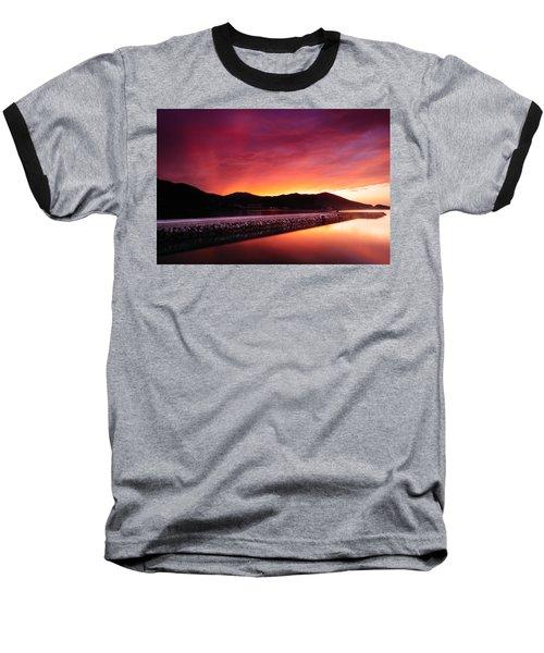 Geoje Skyfire Baseball T-Shirt