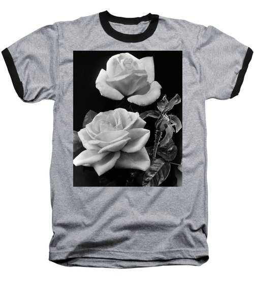 'george Arends' Roses Baseball T-Shirt