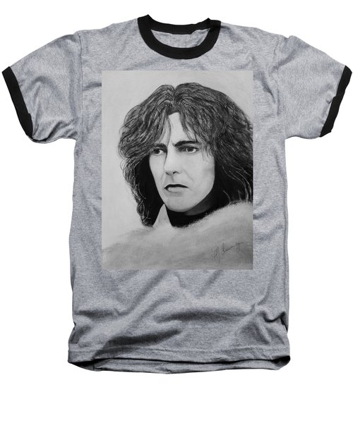 George Harrison Baseball T-Shirt