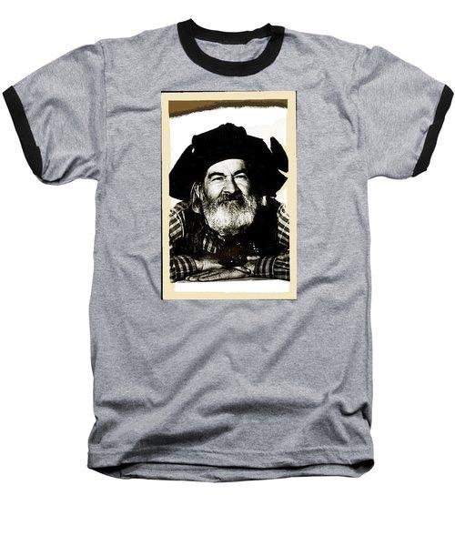 George Hayes Portrait #1 Card Baseball T-Shirt