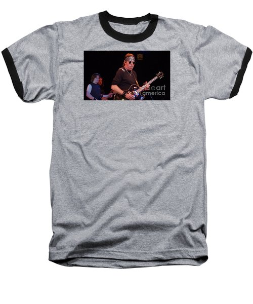 Baseball T-Shirt featuring the photograph George Thorogood by John Telfer