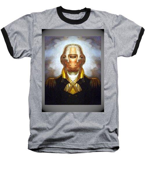 George-washington 2 Baseball T-Shirt