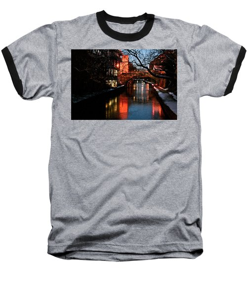 Georgetown Glimmer Baseball T-Shirt