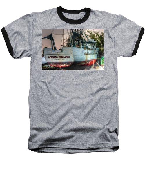 Georgia Bulldog Baseball T-Shirt