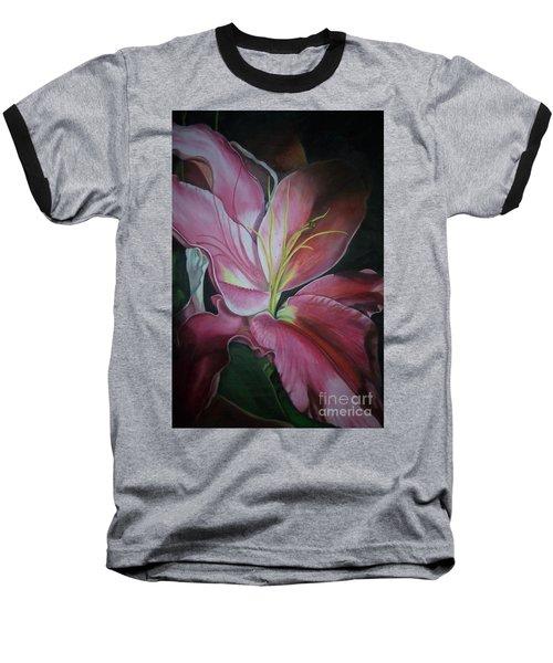 Georgia On My Mind Baseball T-Shirt