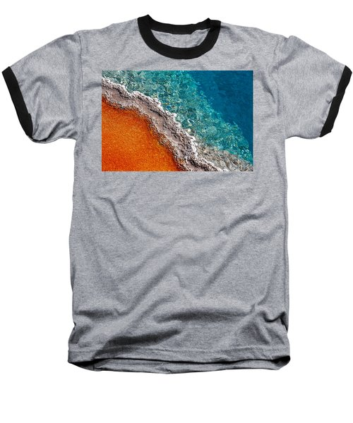 Geothermic Layers Baseball T-Shirt