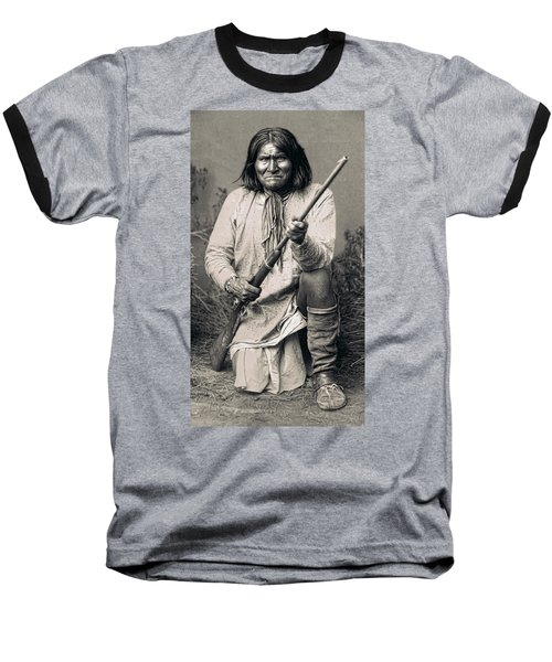 Geronimo - 1886 Baseball T-Shirt