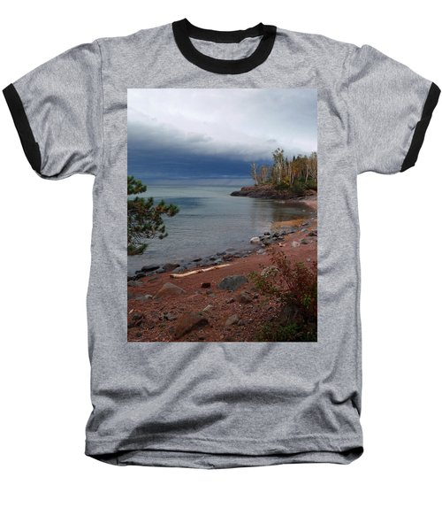 Get Lost In Paradise Baseball T-Shirt by James Peterson