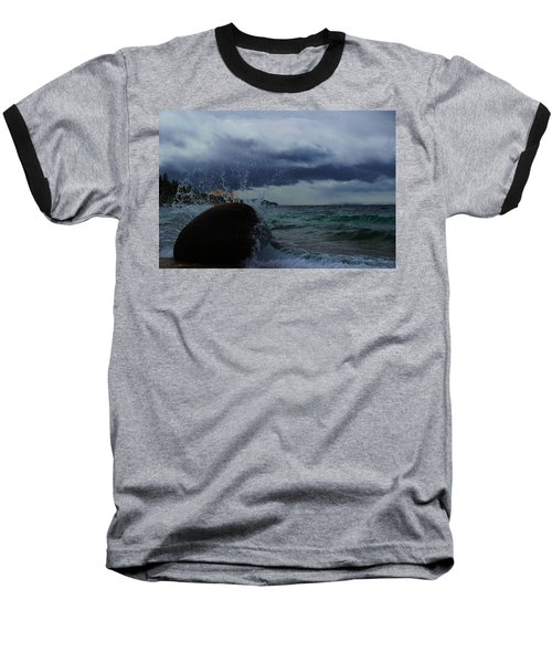 Get Splashed Baseball T-Shirt