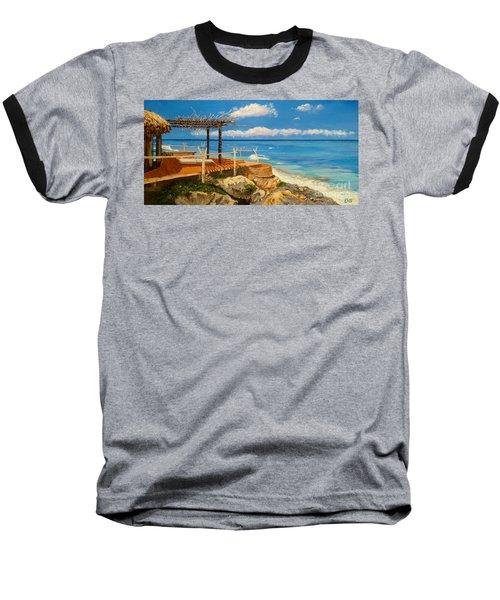 Getaway Baseball T-Shirt