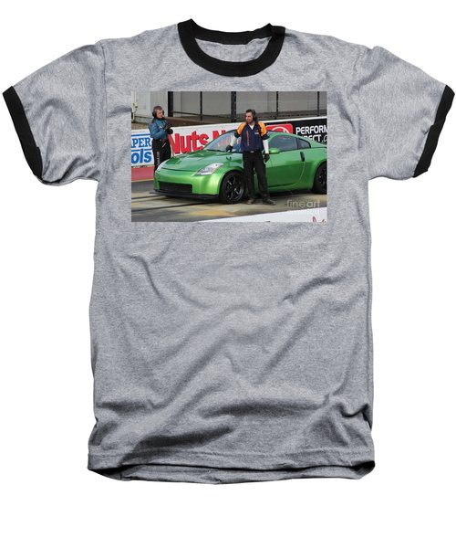 Getting Ready To Race Baseball T-Shirt