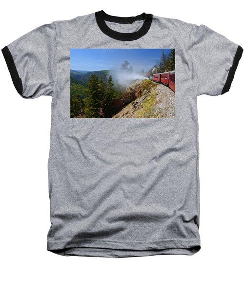 Getting Steamed Baseball T-Shirt