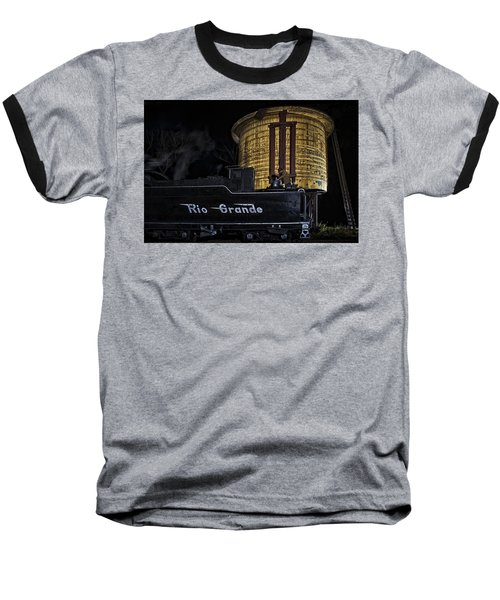 Baseball T-Shirt featuring the photograph Getting Water by Priscilla Burgers