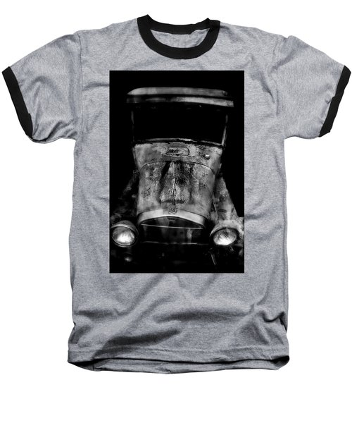 Ghost Of 1929 Baseball T-Shirt by Aaron Berg