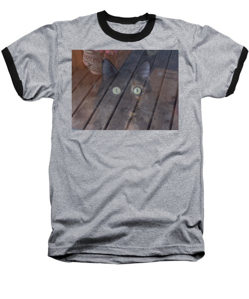 Ghostly Baseball T-Shirt