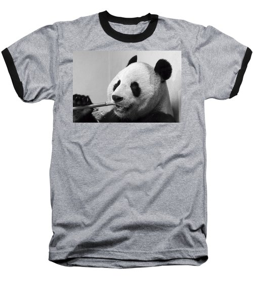 Giant Panda Baseball T-Shirt