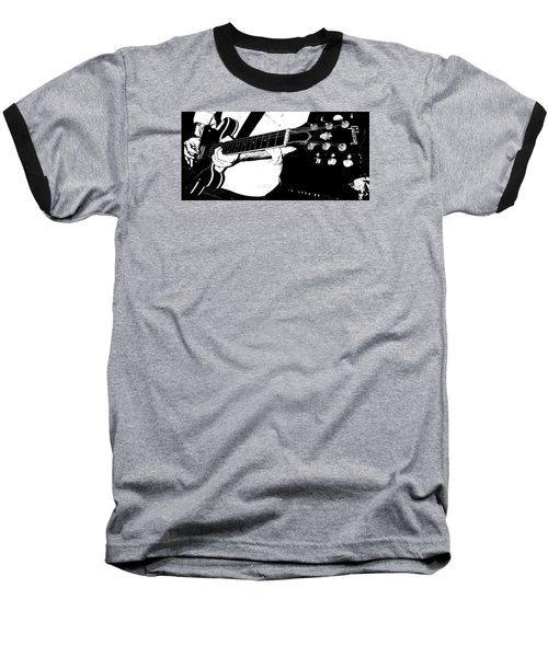 Gibson Guitar Graphic Baseball T-Shirt