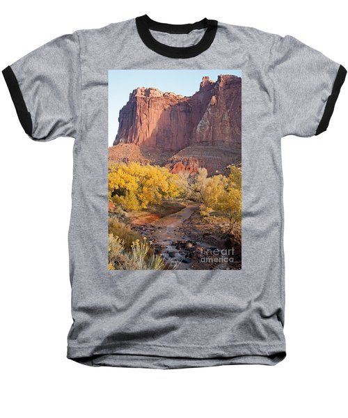 Gifford Farm Capitol Reef National Park Baseball T-Shirt