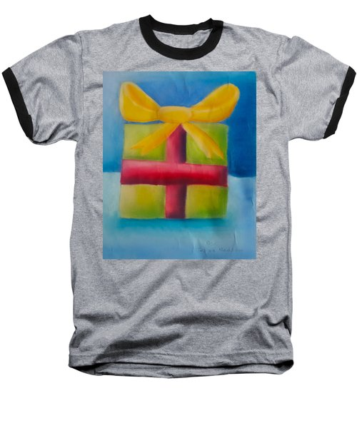 Holiday Fun Baseball T-Shirt by Joshua Maddison