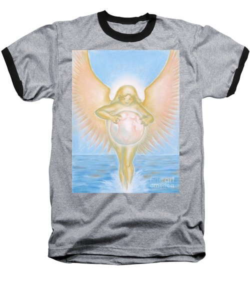 Gift Of The Golden Goddess Baseball T-Shirt