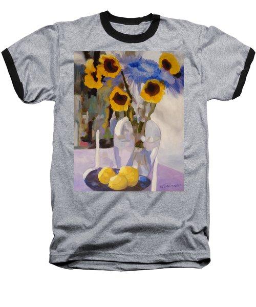 Gifts Of The Sun Baseball T-Shirt by Susan Duda