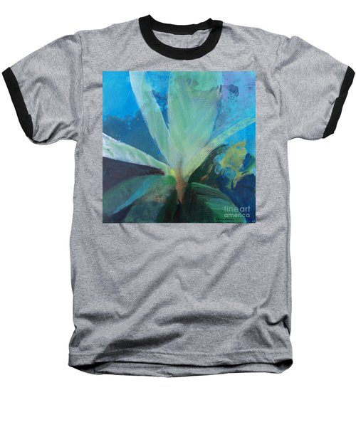 Baseball T-Shirt featuring the painting Ginger Tea by Robin Maria Pedrero