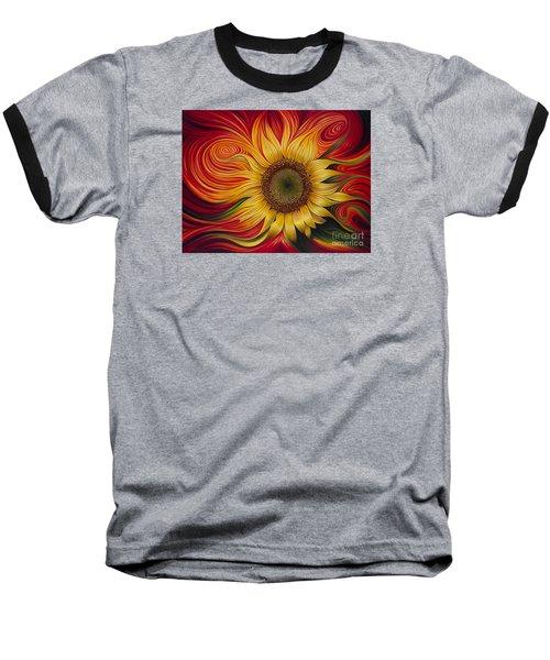 Girasol Dinamico Baseball T-Shirt