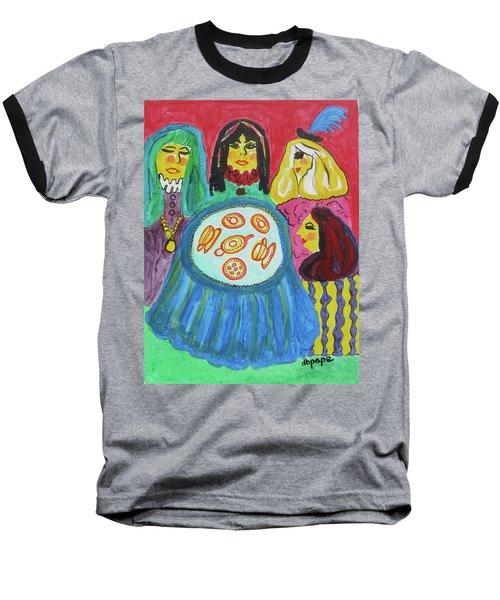 Girlfriends Baseball T-Shirt