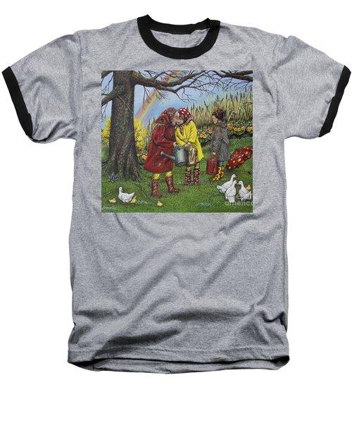 Girls Are Better Baseball T-Shirt