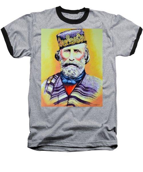 Giuseppe Garibaldi Baseball T-Shirt