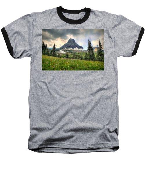 Glacier Meadows Baseball T-Shirt