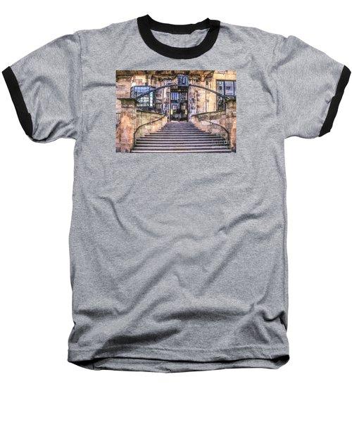 Glasgow School Of Art Baseball T-Shirt