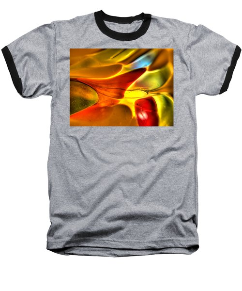 Glass And Light Baseball T-Shirt