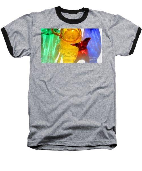 Glass Reflections #8 Baseball T-Shirt