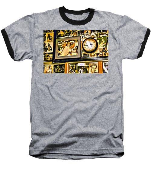 Gleasons Wall Baseball T-Shirt by Alice Gipson